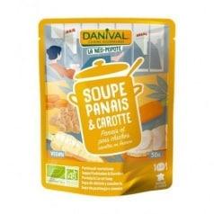Soupe Panais et Carotte