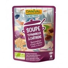 Soupe Topinambour et Châtaigne