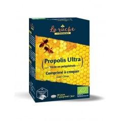 Propolis Ultra à Croquer Goût Citron