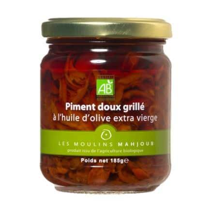 Piment Doux Grillé