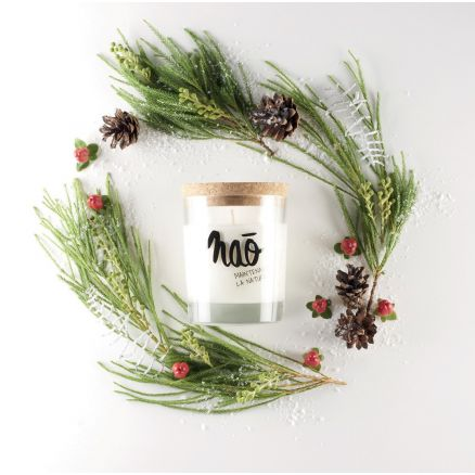 Bougie parfumée Forêt Enchantée
