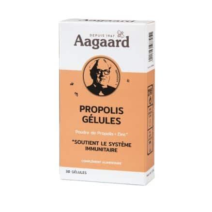 Aagaard Propolin Gélules