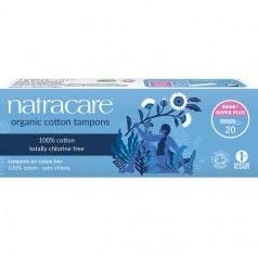 Natracare Tampon sans applicateur super plus