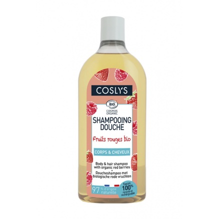 Shampooing Douche Gourmande Fruits Rouges