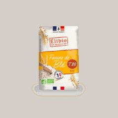 Farine de blé T80 Bise