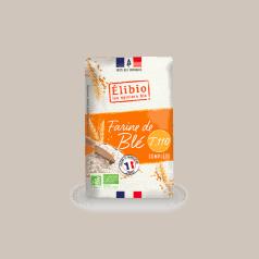 Farine de blé T110 Complète