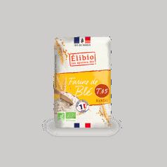 Farine de blé T65 Blanche