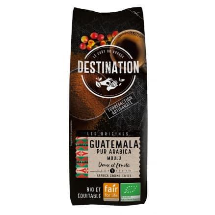 Café moulu bio Guatémala