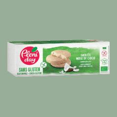 Petits Sablés Noix de Coco Sans Gluten