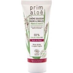 Crème Douceur Mains & Ongles 68% D'Aloe Vera