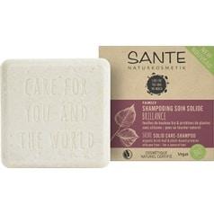 Shampooing Soin Solide Brillance Feuilles de Bouleau & Protéines Végétales