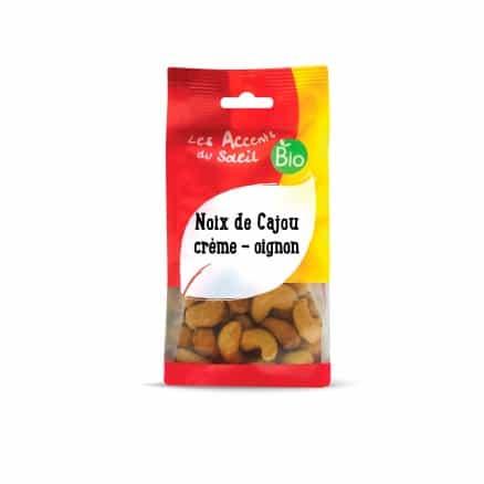 Noix de Cajou Bio Crème Oignon