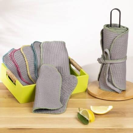 Essuie Tout Coton Lavable et Réutilisable