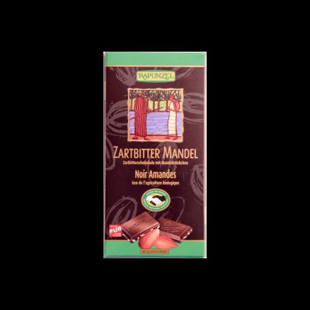 Chocolat Noir Amandes