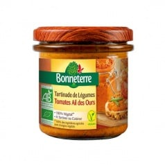 Tartinades Tomates Ail des Ours