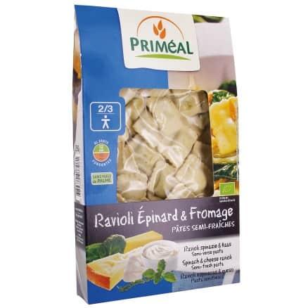 Ravioli Epinard Fromage