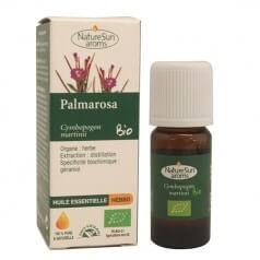 Huile Essentielle Palmarosa 10 ml Natursun'aroms