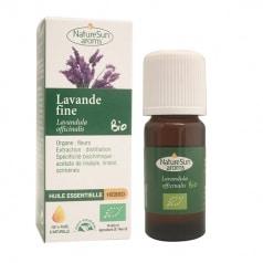 Huile Essentielle Lavande Fine 10 ml Naturesun'aroms
