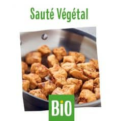 Sauté Végétal Bio