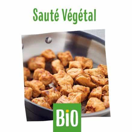 Sauté Végétal bio 500gr