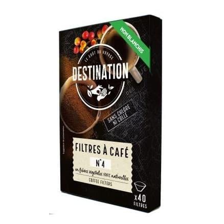 Filtre à café Biodégradables n°4