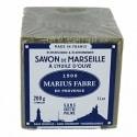 Savon de Marseille à l'Huile d'Olive 200g Sans Huile de Palme