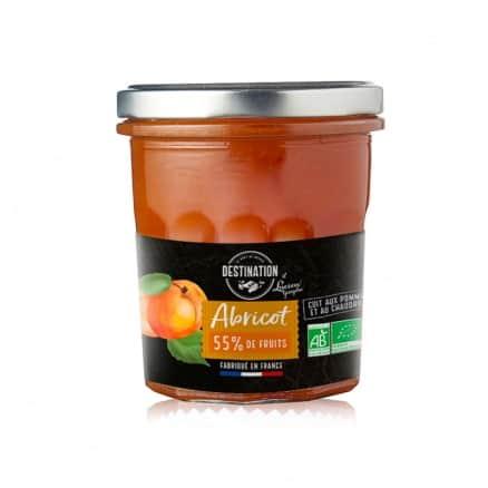 Confiture d'Abricot 55% Fruits