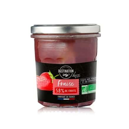 Confiture de Fraises 58% Fruits