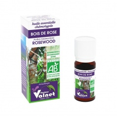 Huile essentielle Bois de Rose 10 ml Dr Valnet