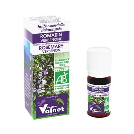 Huile essentielle Romarin Verbénone 5 ml Dr Valnet