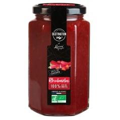 Spécialité Rhubarbe 100% Fruits