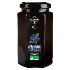 Spécialité aux Myrtilles 100% Fruits