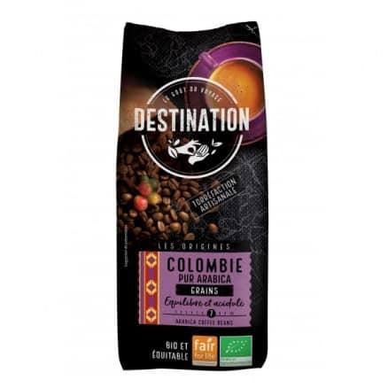 Café Grains Colombie Pur Arabica 1kg