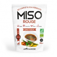 Miso Rouge Onctueux 250g