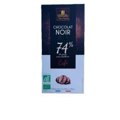 Chocolat Noir au Café