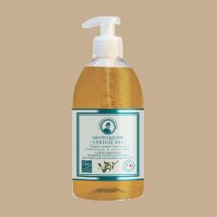Savon liquide Menthe & Eucalyptus