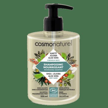 Shampooing cheveux secs
