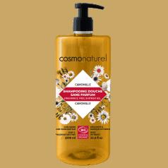 Shampooing Douche Sans Parfum Camomille