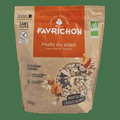 Muesli Croustillant Fruit du Soleil Sans Gluten