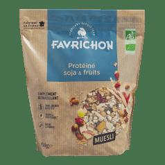 Muesli Protéiné Soja & Fruits