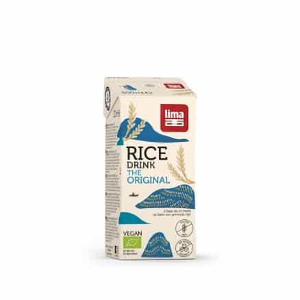 Boisson à base de riz bio 3 packs Lima