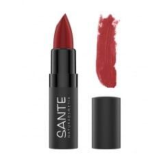 Rouge à lèvres mat 04 Kiss-Me Red