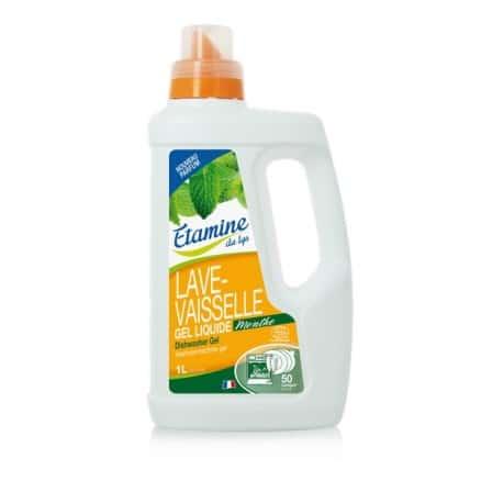 Gel Liquide Lave Vaisselle Menthe