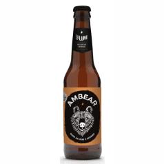 Bière Rousse Bio Ambear