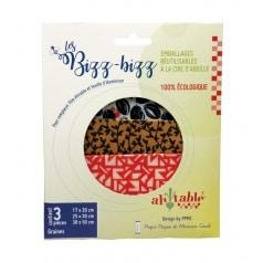 Kit de 3 Bizz-Bizz Rectangles