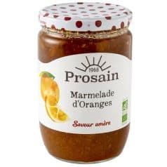 Marmelade d'Oranges Saveur Amère