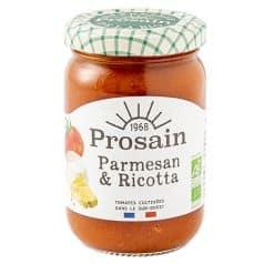 Sauce Tomate Parmesan Ricotta