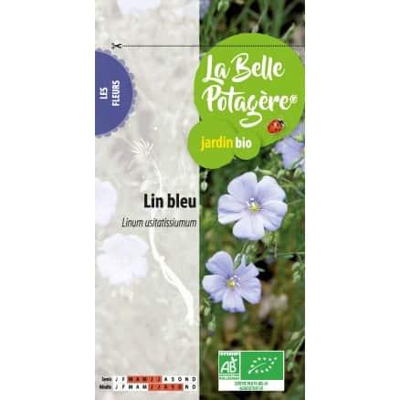 Lin bleu 10 g