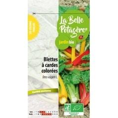 Blettes à cardes multicolores 2 g
