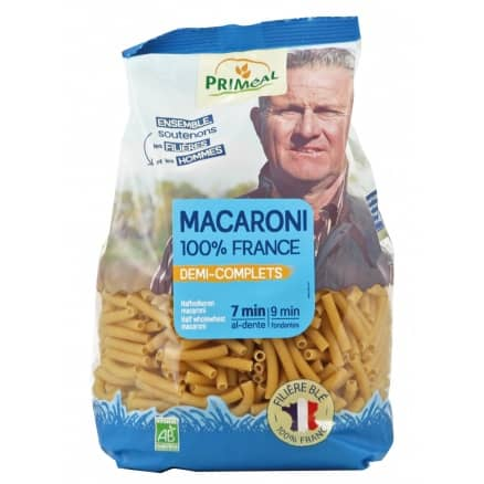 Macaroni Demi-Complets
